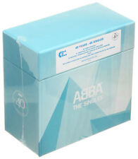 "ABBA ‎– The Singles 40×7"" BOX set LP VINYL NEW & Sealed!!! Limited Edition"