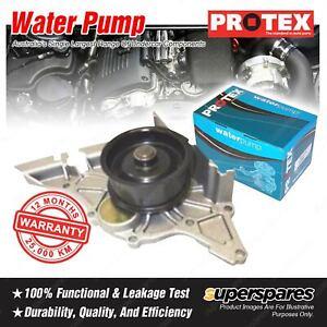 Protex Blue Water Pump for Volkswagen Passat V6 B5 3B ACK BBG 2.8L