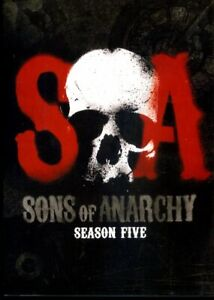 Sons Of Anarchy - Season 5 & 6 - DVD - Region 1 - FAST POST