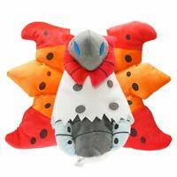 "30cm*30cm 12"" Volcarona Plush Animation Toy Soft Doll Stuffed Plush Doll Gift"