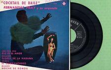 FERNANDEZ PRAY / Eso Es El Amor / TELEFUNKEN TFK13.026 Press Spain 1962 EP VG+