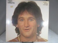 ROBIN WILLIAMS ‎Reality What A Concept LP 1979 -Casablanca NBLP 7162 - VG+ c VG+