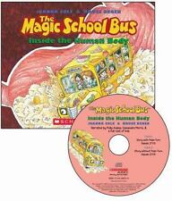 The Magic School Bus: Inside the Human Body by Joanna Cole (2011, CD /...