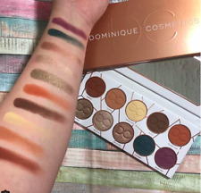 CHRISTEN DOMINIQUE INSTAGRAM INFLUENCER LATTE EYE SHADOW PALETTE 100% AUTHENTIC