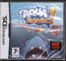 Acqua Panic Videogioco Nintendi DS NDS Sigillato 3770000633214