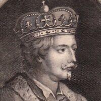 Portrait XVIIIe Henri VI Roi d'Angleterre Duc Cornouailles Henry VI of England