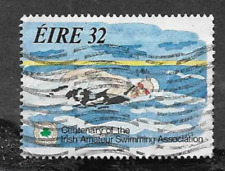 IRELAND POSTAGE ISSUE - 1993 COMMEMORATIVE ISSUE - USED STAMP 100 YEARS IASC