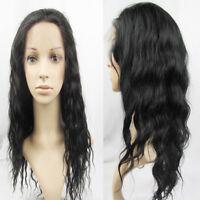 """12"""" 100% Brazilian Virgin Human Hair Lace Wig Top Closures 4""""x4"""" Body Wave AAAAA"""