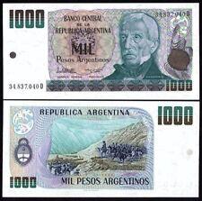 ARGENTINA 1000 PESOS (ND) (1976-1983) UNC BANKNOTE WORLD PAPER MONEY (P-304D)