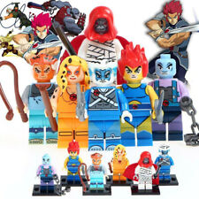 Cheetara Panthro triple pack Fits Lego Thundercats Tigra UK