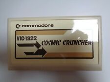 COMMODORE VC-20 / VIC-20 --> COSMIC CRUNCHER (VIC-1922) / CARTRIDGE
