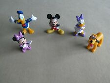 """Disney Mickey and Friends Character Figure Bundle Figures Approx 2"""""""