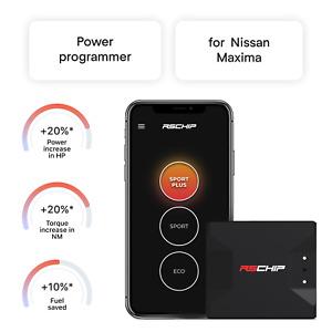 RSCHIP tuning chip power programmer performance tuner for Nissan Maxima