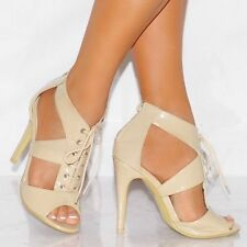 Unbranded Patent Leather Sandals Heels for Women