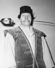 OLD TV PHOTO Famous British Magician & Comedian Tommy Cooper No 46