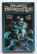 Frankenstein Storm Surge Hardcover Dynamite Graphic Novel Comic Book