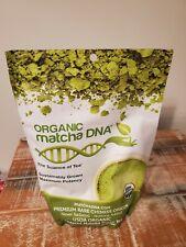 Organic Pure Powdered Matcha Green Tea, 12 Oz. Matcha DNA Certified One Pack NEW