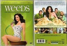 WEEDS - Intégrale saison 4 - Coffret 1 boitier Classique - 3 DVD - NEUF