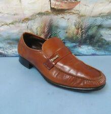 Florsheim Loafer Mens 12 B Brown Moc Toe Slip On Dress Shoes   3731