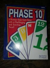 1999 PHASE 10 CARD GAME BY FUNDEX, COMPLETE, NO. 9220, FREE SHIPPING!