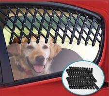 Frischluftgitter für Autofenster Auto Fenster Gitter Hunde Hundegitter Luft Hund