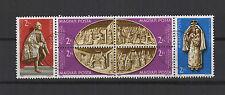 oeuvres d'art chapelle du Vatican Hongrie 1982 une série de 6 timbres / T1647