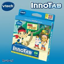 vTech InnoTab Disney Jake and the Neverland Pirates Game Software Cartridge