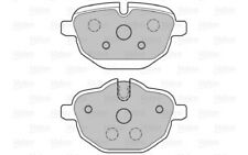 4x VALEO Rear Brake Pads For BMW X3 5 Series 601385