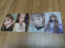SNSD Taeyeon  Official Photocard Photocards Set ( 4pcs) - Newly released