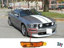 FRONT BUMPER INDICATOR REPEATER LAMP ORANGE RIGHT O/S FOR FORD MUSTANG 04-09