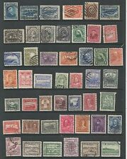 NEWFOUNDLAND 1876-1941 USED SELECTION GOOD TO FINE USED CAT £240+