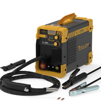 MIG Welder 135A Flux MIG/Lift TIG/Stick 3in1 IGBT Inverter Weding Machine  110V