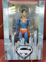 "1978 NECA-DC Comics 7"" Superman The Movie Action Figure-Christopher Reeve"