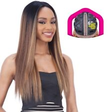 Freetress Equal Synthetic Hair Lace Front Wig  6 inch Lace Part Wig Mattie