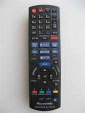 Panasonic N2QAYB000727 Remote Control for SA-BTT190 SA-BTT195 SA-BTT196 BTT490
