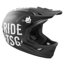 TSG Squad Junior Graphic Design Black Durable Standard Helmet for Bicycle