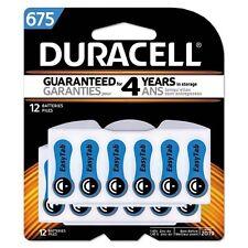 Duracell Button Cell Hearing Aid Battery #675 - Da675B12Zmr0