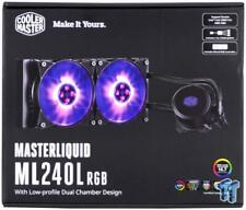 Ventola CPU Cooler Master M.liquid Ml240l