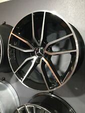 "MERCEDES C43 AMG RP 19"" STAGGERED ALLOY WHEELS"