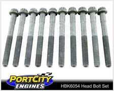 Head Bolt Set Peugeot 4cyl TU3A 207 206 XR 1.4L TU5JP Citroen C3 1.6L HBK6054