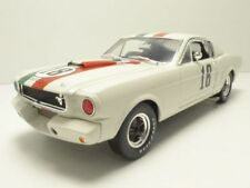 FORD Shelby MUSTANG GT350R n°18 GP de Mexico 1/18
