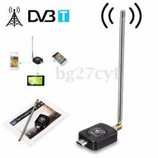 New DVB-T Micro USB Tuner Mobile TV Receiver Stick For Android Tablet Pad Phone