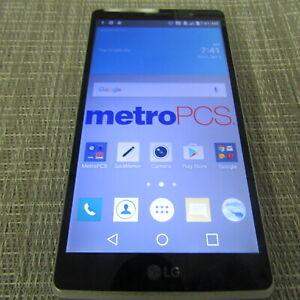 LG G STYLO, 16GB (METROPCS) CLEAN ESN, WORKS, PLEASE READ!! 41630