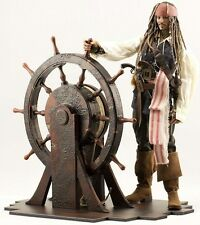 "Hot Toys Pirates of the Caribbean 1:6 Figure 12"" JACK SPARROW Exclusive DX06"