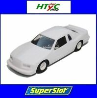 SUPERSLOT FORD THUNDERBIRD WHITE SCALEXTRIC UK H4077