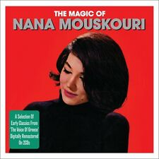 2 CD BOX MAGIC OF NANA MOUSKOURI WHITE ROSE OF ATHENS TIL THERE WAS YOU ATHINA