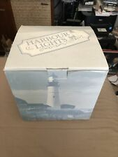 """Harbour Lights """"Thomas Point Shoal"""" Maryland #181 #511/9500 Lighthouse 1996"""