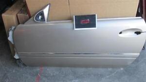 2003 Mercedes-Benz CL500 Coupe - Left Driver Door - 2157200105 - Silver 693