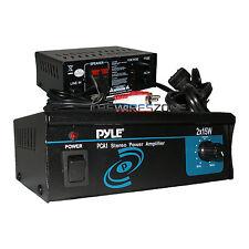 New Mini Stereo Amplifier 30 Watts for Car or Home Speaker 110/220 Volt PCA1