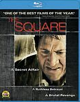 The Square (Blu-ray Disc, 2010) Secret Affair Ruthless Betrayal Brutal Revenge